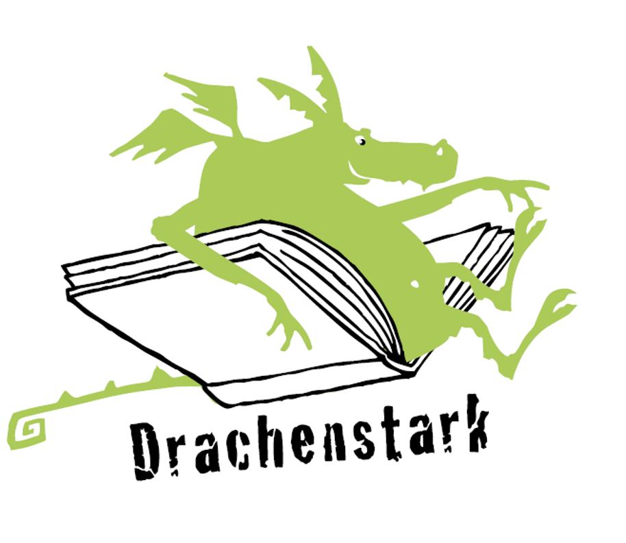 """Logo des projekts """"Drachenstark"""","""